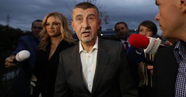 """Czech Donald Trump"" Wins Landslide Victory"